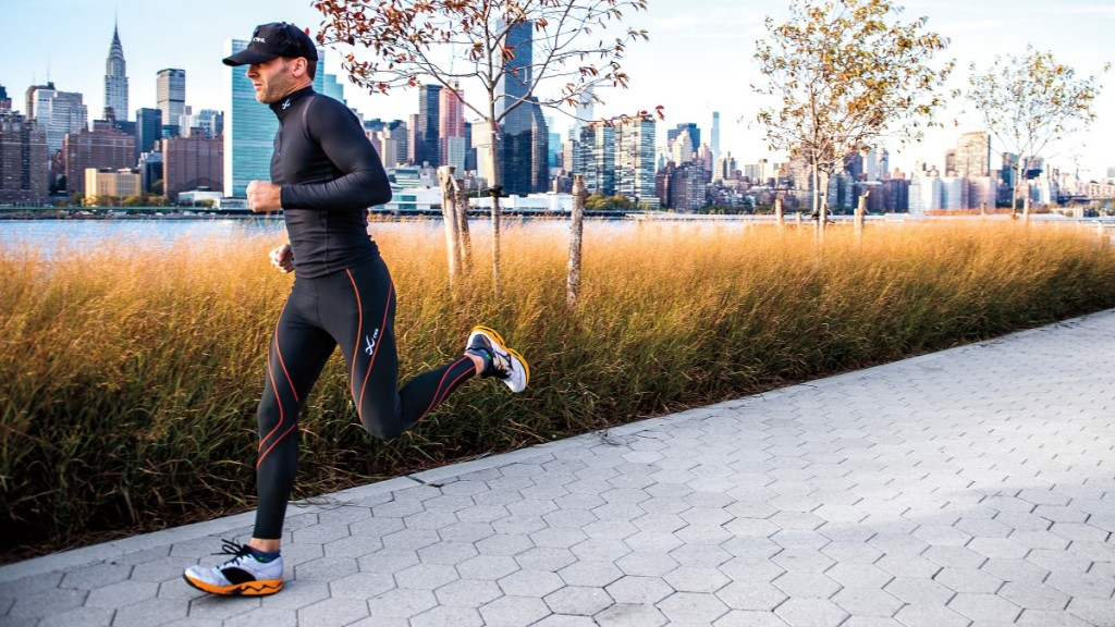 What are the benefits of compression tights?